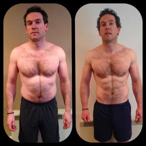 Alan Geraghty 8 Week Transformation
