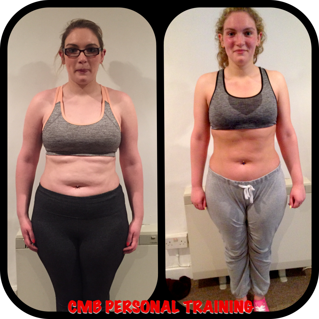 Natalie Patton 3 month before and after
