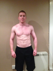CMB Coach Mark Personal Trainer in Dublin