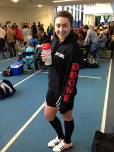 CMB Personal Trainer Danielle Hayes