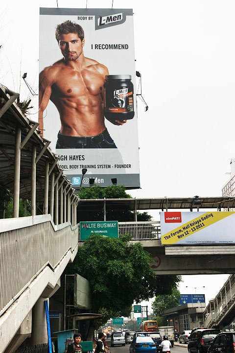 L-Men Asia Campaign