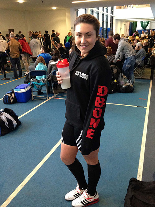 CMB Personal Trainer Dublin - Danielle Hayes